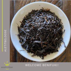 Welcome Benifuki!