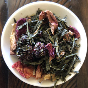 Enchanting Berry Fig Dry Leaves