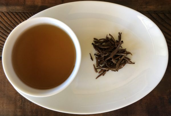 Golden Sprouting Buds Black Cuppa Liquor