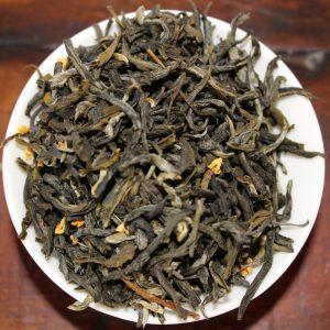Osmanthus Green tea scented