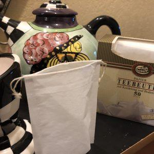 Personal Tea Bag String