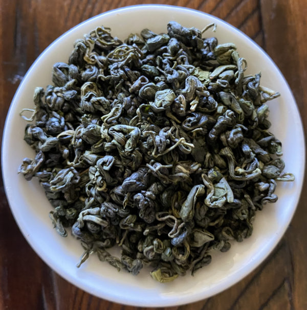 phoenix green pearls dry leaves