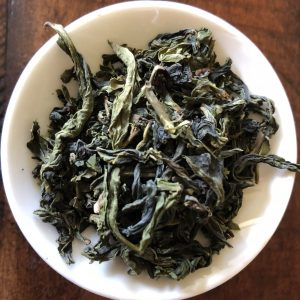 Pouchong Oolong cuppa