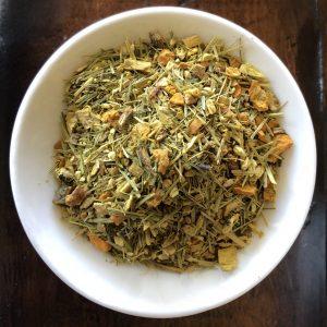Turmeric Ginger herbal blend caffeine-free