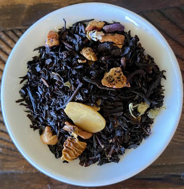 violet macaroon dry